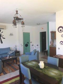 Dettaglio appartamento bilocale Deluxe con 4 posti letto