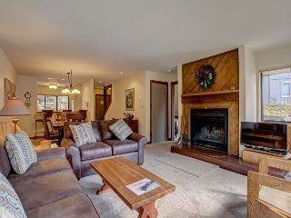 Keystone home close to awesome mtn biking & skiing with 'secluded' location