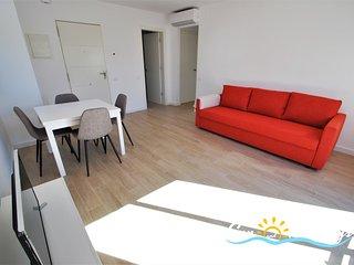 Precioso apartamento para 6 personas a 300m de la playa
