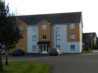 Gillie Dubh, 2 bedroom self-catering apartment in Aviemore