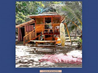 Pacific Dreams cabane dans les arbres