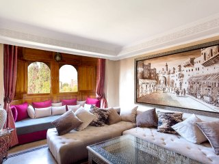 Stunning 2 Bed Apartment L'Hivernage Jade