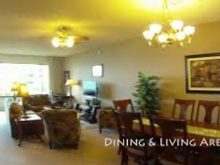 Typical dining and living area!