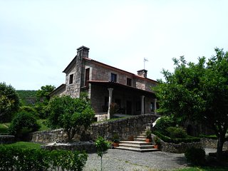 345 Villa with pool near Portugal