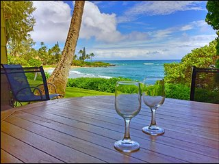 Beachfront Kapa'a Condo w/ Pool & Lanai Access!