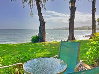 New! Oceanfront 2BR Kapa'a Condo - Steps to Beach!