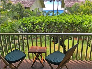 Kapa'a Condo w/ Lanai & Pool - Steps to the Beach!