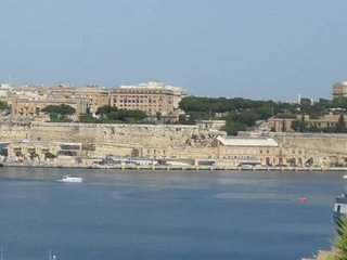 Waterfront Apartment in Senglea