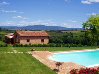cortona holiday villa with swimming pool and wi fi