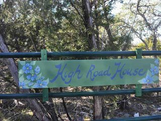 Take the High Road to Wimberley