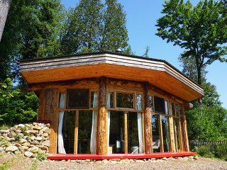 Terra Sol Mini-Earthship at Terra Perma