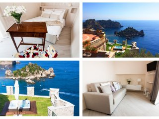 SPARVIERO ISOLA BELLA With Sea View + Jacuzzi