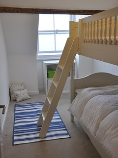 The Lookout Room, bunk beds, ideal for little pirates