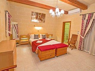 Villambrose (Gozo) - Villa With WIFI, Private Pool, BBQ ~ Tranquility guaranteed