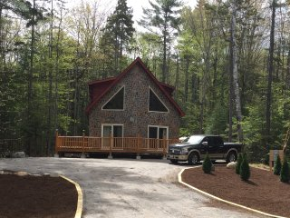 Beautiful Log Home White Mountain Area