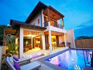 Casa Canopy hilltop residence