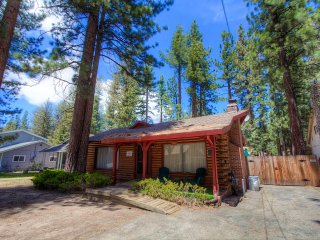 Adorable Tahoe Cabin Perfect Family Choice ~ RA711