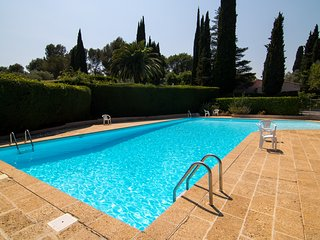 Bella ♥Cannes Villa♥,★Terraces and Garden★, Full AC, +++Parking