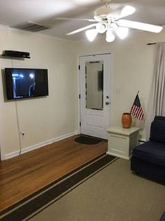 Living room cable TV