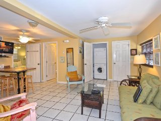 Condo in historic district w/shared hot tub  - 2 blocks to ocean, dogs OK