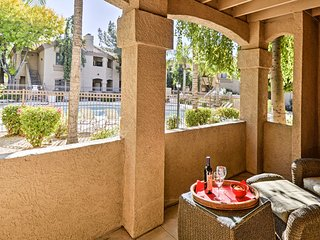 Grand 1BR Scottsdale Condo w/Resort-Style Amenities