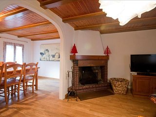 Cal Pota Blanc apartment in Canillo with WiFi.