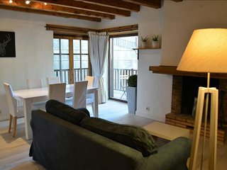 Vall de Montaup 22 apartment in Canillo with WiFi, privéparkeerplaats, balkon