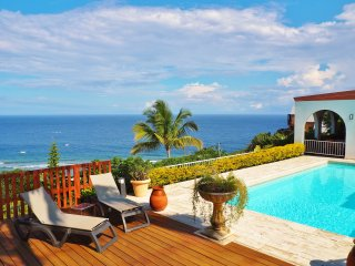 Villa haut standing, meuble de tourisme 5*, vue exceptionnelle