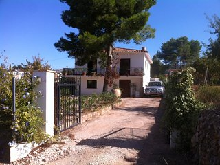 New for 2018  Luxury 5 Bed Detached House, Alcalali, Jalon Valley, Costa Blanca