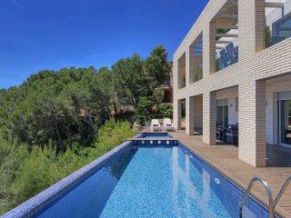 4 bedroom Villa in Tamariu, Catalonia, Spain : ref 5452245