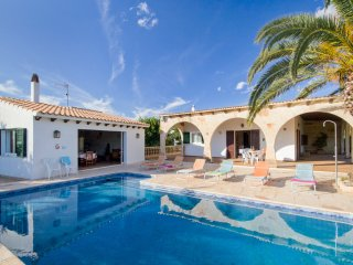 3 bedroom Villa in ses Truqueries, Balearic Islands, Spain : ref 5390545
