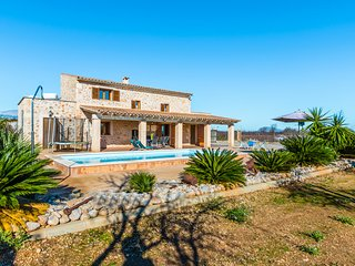 4 bedroom Villa in Buger, Balearic Islands, Spain : ref 5428736