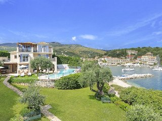 5 bedroom Villa in Kassiopi, Ionian Islands, Greece : ref 5217891