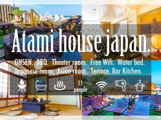 熱海ハウス-AtamiHouse-