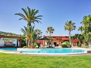 10 bedroom Villa in Es Cubells, Balearic Islands, Spain : ref 5386493