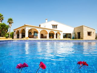 3 bedroom Villa in Teulada, Valencia, Spain : ref 5392394