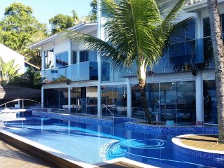ANG015- Angra dos Reis Beach Mansion