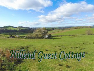 Hillend Guest Cottage Quality Self Catering