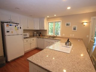 Beautiuflly Updated Kitchen w/ Counter Seating