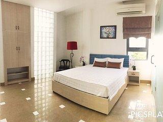 Bedroom 7 Vien Dong Hotel