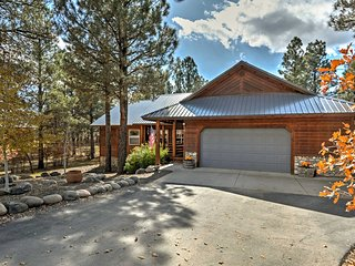 Scenic Pagosa Springs House w/ Porch & Views!