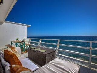 The Malibu Beach House Experience - Million Dollar View!