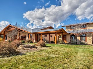 NEW! Custom 3BR Bayfield Ranch House on 1000 Acres
