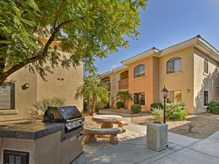 NEW! 1BR Phoenix Condo w/Patio & Pool Access!