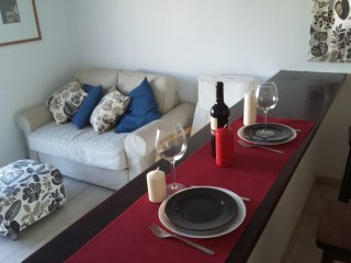 Apartment 50 meters from the beach.