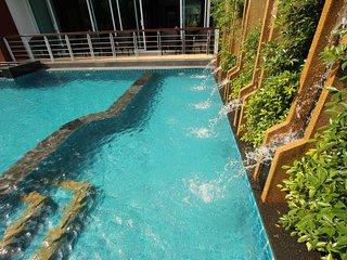 Deluxe Oceanfront Premier Two-Bedroom Suite • Rawai Beach