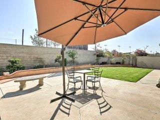 Fountain Valley Home w/Backyard by Santa Ana River