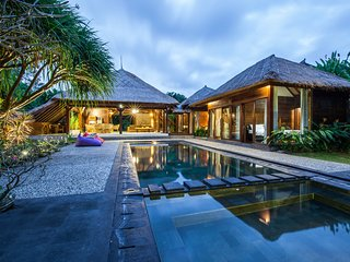 Unique Private Villa With 3Br private pool seminyak
