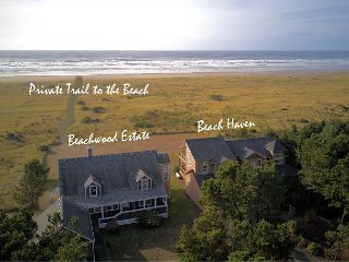 2 Free Nights*Spectacular Beach Front Home|Game Rm, Hot Tub,Wi-Fi