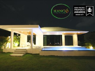 Designed by atypic architec villa for a memorable and unique experience